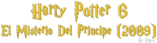 Harry Potter - 1 al 6 [Excelente Calidad][Rmvb][Esp]