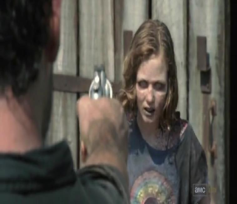 walking dead sophia