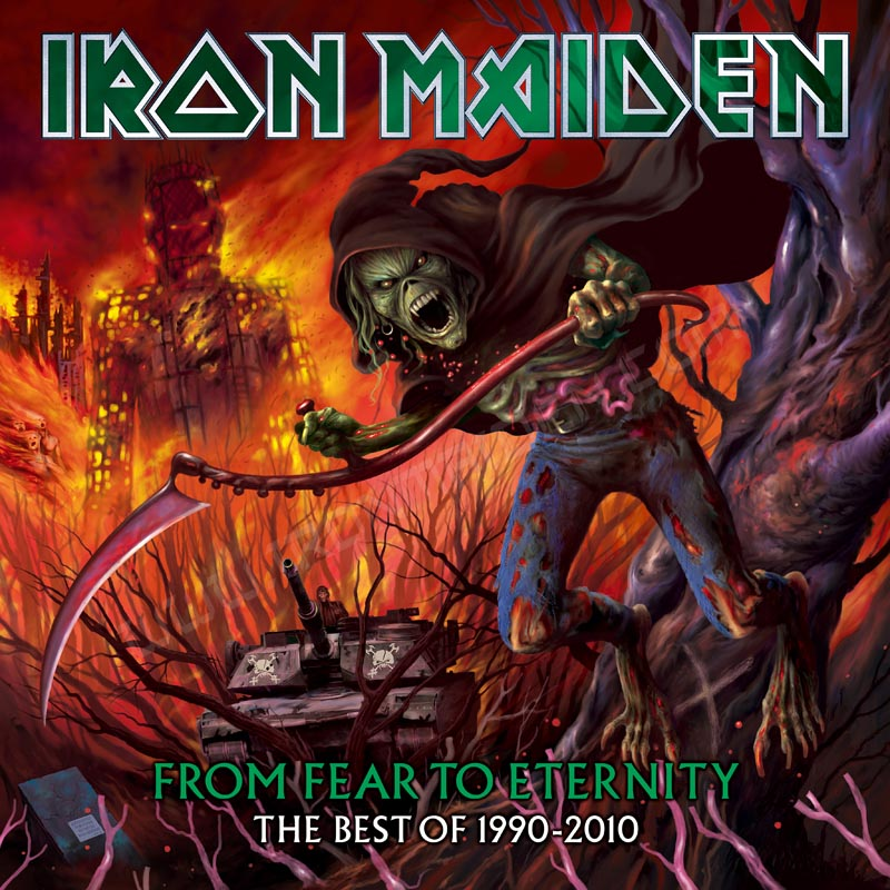 Iron Maiden: From Fear To Eternity [2011]