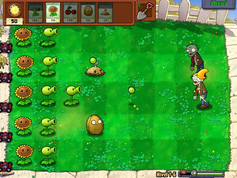 Mi subida] Plantas Vs Zombies [Full-Español] [MU-MF]