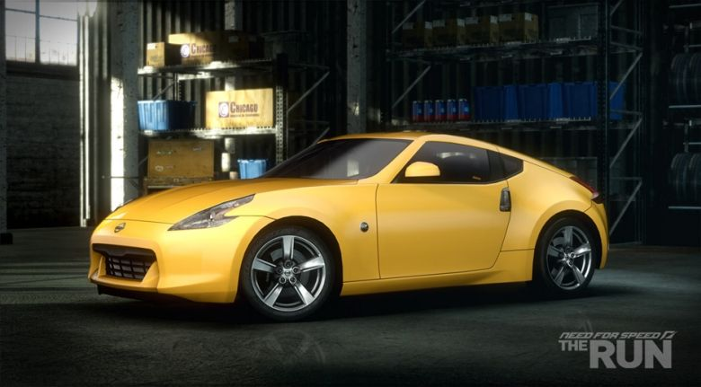 Lista de Carros de Need for Speed The Run