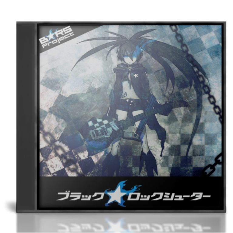 Megapost: Black Rock Shooter!
