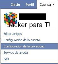 """Virus"" en el facebook?"