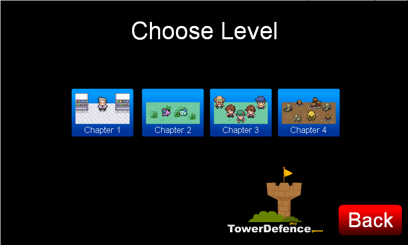 how to catch pokemon in pokemon tower defense