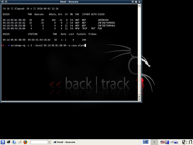 Tutorial BackTrack 3